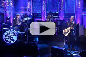 VIDEO: Black Keys Perform 'Gotta Get Away' & More on TONIGHT SHOW