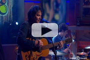 VIDEO: Tweedy Performs 'Low Key' & More on COLBERT REPORT