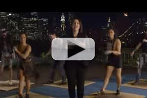STAGE TUBE: Lorde's 'Royals' Gets a Tap Twist with Natalie Weiss