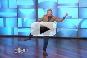 VIDEO: Watch Jesse Tyler Ferguson Audition for 'Dancing With the Stars' on ELLEN