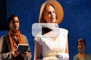 STAGE TUBE: Behind the Scenes of Roundabout's INDIAN INK