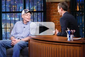 VIDEO: Stephen King Talks New Film 'Good Marriage' on LATE NIGHT
