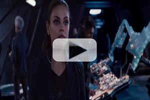 VIDEO: First Look - Mila Kunis Stars in Sci-fi Thriller JUPITER ASCENDING