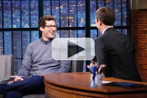 VIDEO: Andy Samberg Talks New Season of 'Brooklyn Nine Nine' on LATE NIGHT