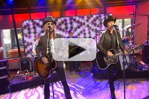 VIDEO: Country Music Duo Big & Rich Perform 'Look At You' on TODAY