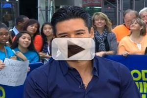 VIDEO: Mario Lopez Talks New Autobiography 'Just Between Us' on GMA