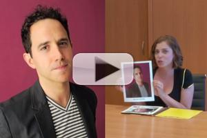 VIDEO: Rachel Bloom Inappropriately Announces Santino Fontana Joins Her Showtime Pilot