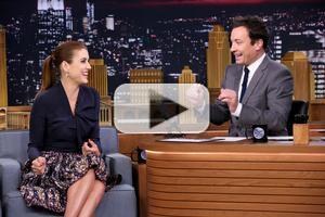 VIDEO: Kate Walsh Chats New Series 'Bad Judge' on TONIGHT SHOW