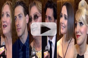BWW TV: Chatting with the Cast of YOU CAN'T TAKE IT WITH YOU on Opening Night!