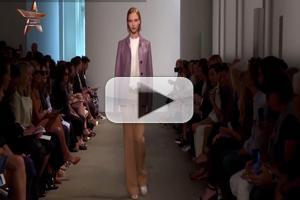VIDEO: Derek Lam NYFW Spring 2015
