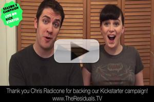 STAGE TUBE: THE RESIDUALS Tell More Jokes to Thank KickStarter Supporters