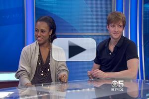 VIDEO: Matthew James Thomas & Sasha Allen Chat National Tour of PIPPIN