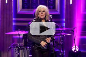VIDEO: Grammy Winner Lucinda Williams Performs 'Protection' on TONIGHT SHOW