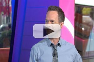 VIDEO: Neil Patrick Harris Talks New Film 'Gone Girl', Recent Wedding on TODAY