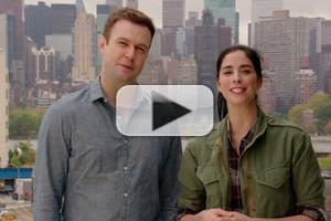 VIDEO: Host Sarah Silverman Promos This Week's SATURDAY NIGHT LIVE
