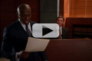 VIDEO: Sneak Peek - Taye Diggs Returns for 'Dear God' Episode of THE GOOD WIFE