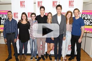 BWW TV: In Rehearsal with the Cast of Simon Stephens' PUNK ROCK at MCC!