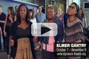 STAGE TUBE: Signature Unveils ELMER GANTRY Music Videos - 'On The Road' and 'Between Trains'