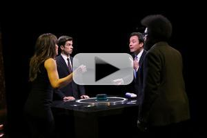 VIDEO: Jennifer Garner & John Mulaney Play 'Catchphrase' on TONIGHT SHOW