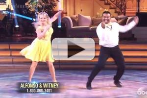 VIDEO: Alfonso Ribeiro Breaks Out 'The Carlton' & Earns a Perfect Score on DWTS!