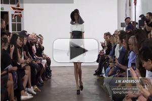 VIDEO: J.W. Anderson S/S 2015 at London Fashion Week