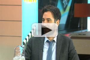 VIDEO: Josh Radnor Calls New Broadway Play DISGRACED 'Everything You Shouldn't Say at a Dinner Party'
