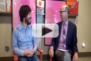 BWW TV Exclusive: BACKSTAGE WITH RICHARD RIDGE- Big Screen-Bound John Gallagher Jr.