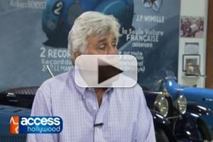 VIDEO: Jay Leno Reveals Why He Kept Joan Rivers Off THE TONIGHT SHOW