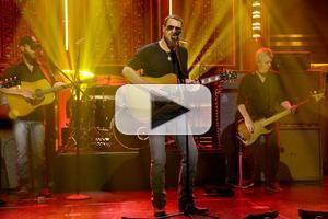 VIDEO: Eric Church Performs 'Talladega' on TONIGHT SHOW