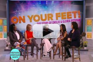 VIDEO: Gloria Estefan Talks Broadway's ON YOUR FEET: 'It's a Love Story'