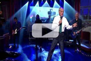 VIDEO: DAVID LETTERMAN Gets Emotional During Foo Fighters Special Performance