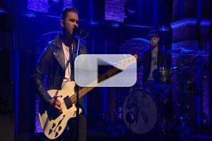 VIDEO: Royal Blood Perform New Single 'Figure It Out' on LATE NIGHT