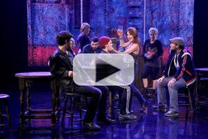 VIDEO: Cast of Broadway's THE LAST SHIP Performs on 'Tonight Show'!