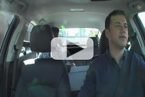 VIDEO: JIMMY KIMMEL Gets Registered as Uber Driver & Changes Lives!