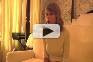 VIDEO: Taylor Swift Goes Behind-the-Scenes of '1989' Secret Fan Sessions!