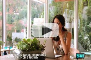 VIDEO: Sneak Peek - Lisa Edelstein Stars in Bravo's First Scripted Series GIRLFRIENDS GUIDE TO DIVORCE