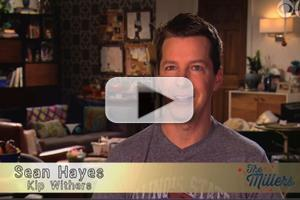 VIDEO: Sean Hayes Talks Joining Cast of CBS Comedy THE MILLERS