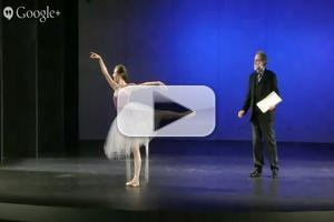 STAGE TUBE: Extended Behind-the-Scenes Look at LITTLE DANCER