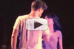 STAGE TUBE: MODERN FAMILY's Sarah Hyland Sings 'Don't Speak' with SCREAM! Co-Star