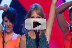 VIDEO: Taylor Swift Performs 'Shake It Off' on Live X Factor Australia Finale