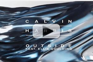 FIRST LISTEN: Calvin Harris New Single 'Outside' ft Ellie Goulding