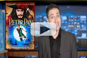 BWW TV Exclusive: CHEWING THE SCENERY- Randy Returns to the Newsdesk to Talk PETER PAN, Emma Stone & More!