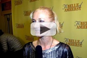 BWW TV: Chatting with Joely Richardson and the Company of THE BELLE OF AMHERST on Opening Night