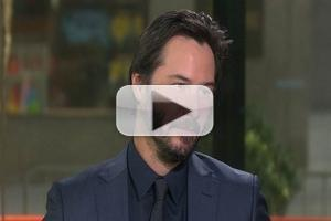 VIDEO: Keanu Reeves Talks New Film 'John Wick' & More on TODAY