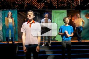 BWW TV: Watch Highlights from Public Theater's THE FORTRESS OF SOLITUDE, Starring Adam Chanler-Berat, Kyle Beltran & More