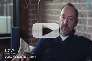 VIDEO: Sneak Peek - Kevin Spacey's NOW: IN THE WINGS ON A WORLD STAGE Comes to Ovation