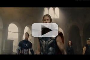 VIDEO: AVENGERS: AGE OF ULTRON Trailer Leaks Early