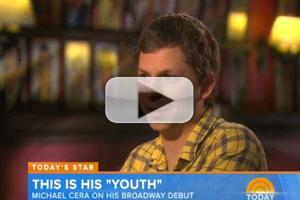 VIDEO: Michael Cera Talks Broadway Debut in THIS IS OUR YOUTH