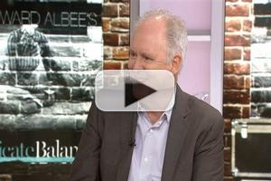 VIDEO: John Lithgow Talks Return to Broadway: 'I Feel Like a Kid Again!'