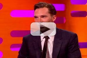 VIDEO: Benedict Cumberbatch Teases Role in STAR WARS VII on Tonight's 'Graham Norton'